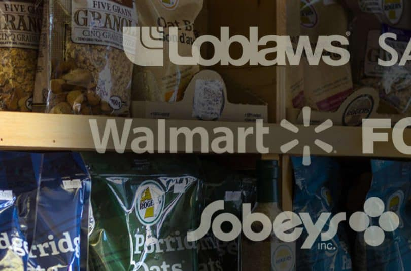 Canadian Retail Distribution