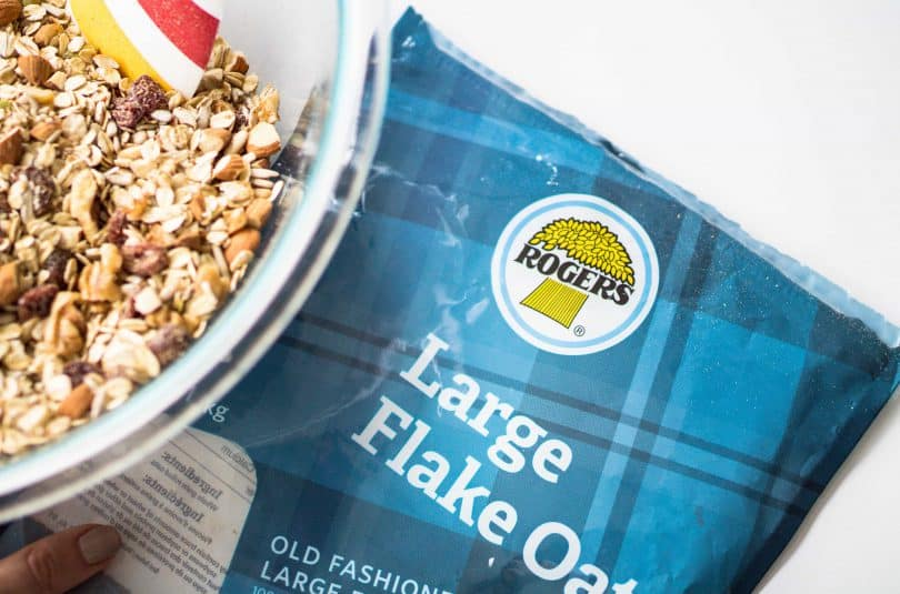 Three Ways to Celebrate National Oatmeal Month with Rogers Porridge Oats