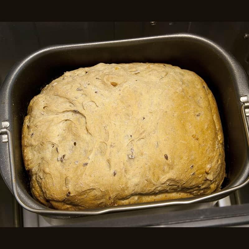9 Grain Bread (Bread Machine)