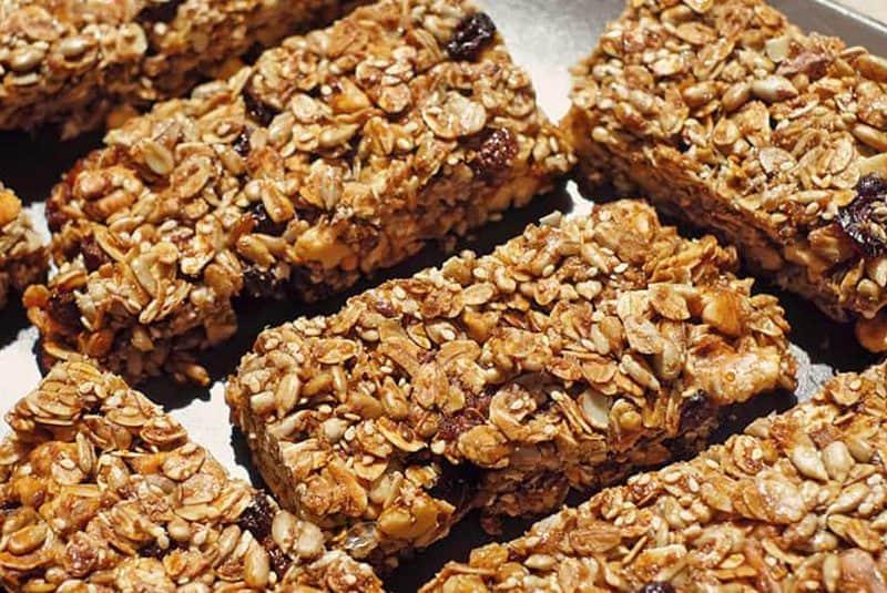 Ancient Grain Granola Bars