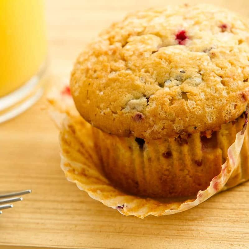 Ancient Grain Orange Muffins