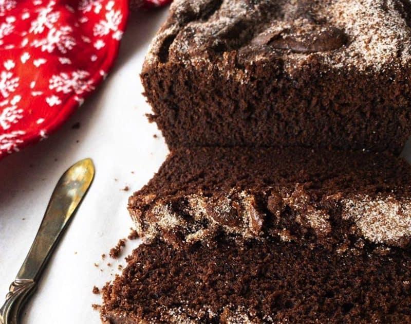 Chocolate Cinnamon Spice Bread