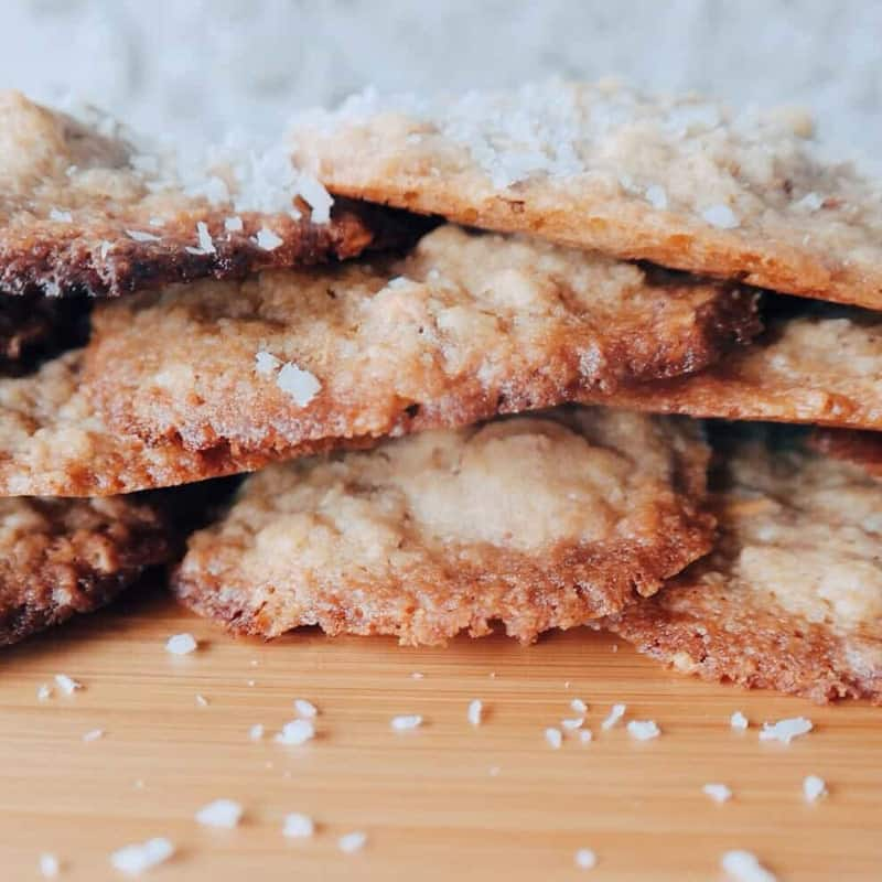 Coco-nutty Oatmeal Cookies