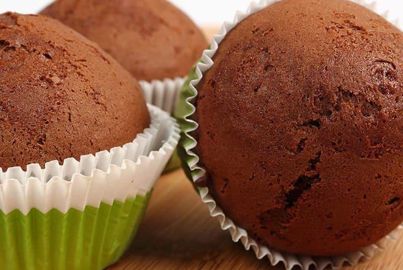 Cocoa Bran Muffins