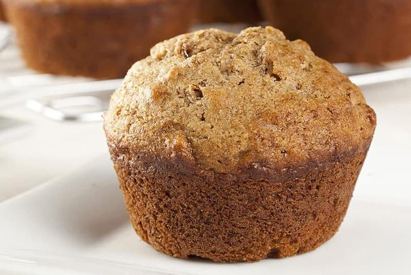 Double Bran Muffins