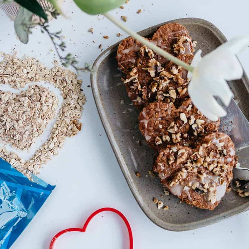Honey walnut loaf