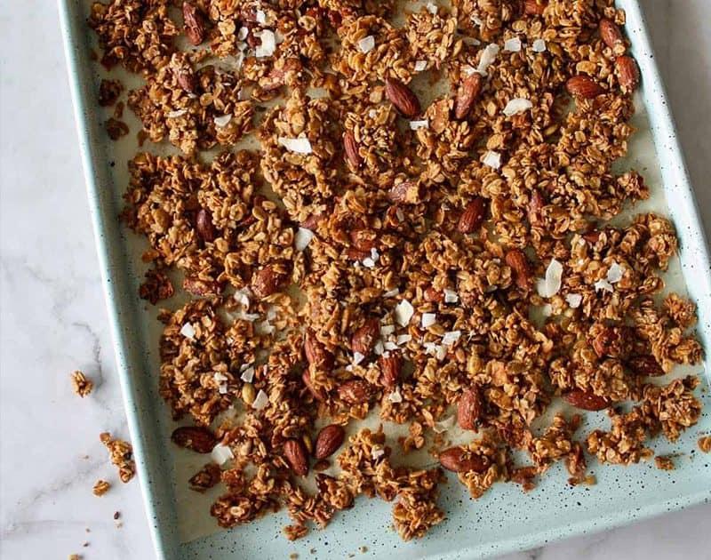 Maple Cinnamon Crunch Granola