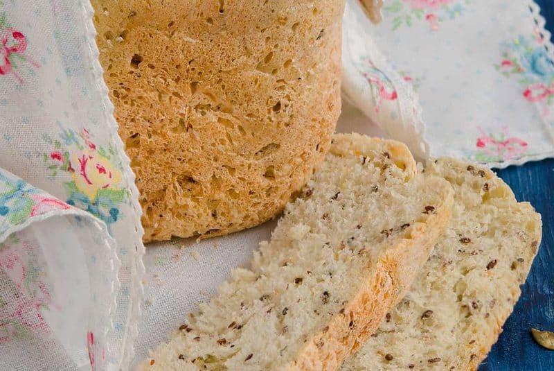Multigrain Bread (Bread Machine)