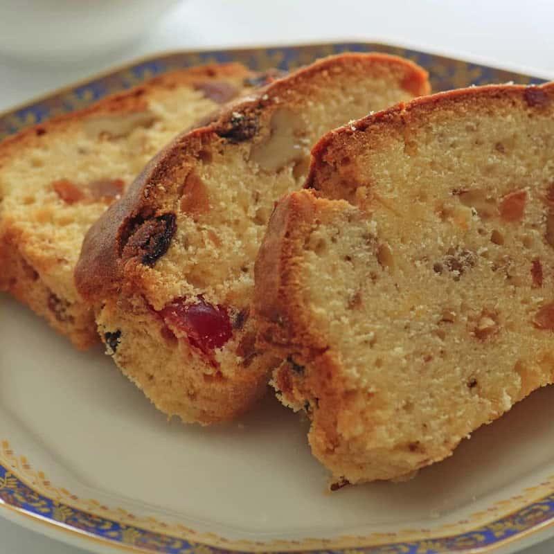 Pina Colada Loaf