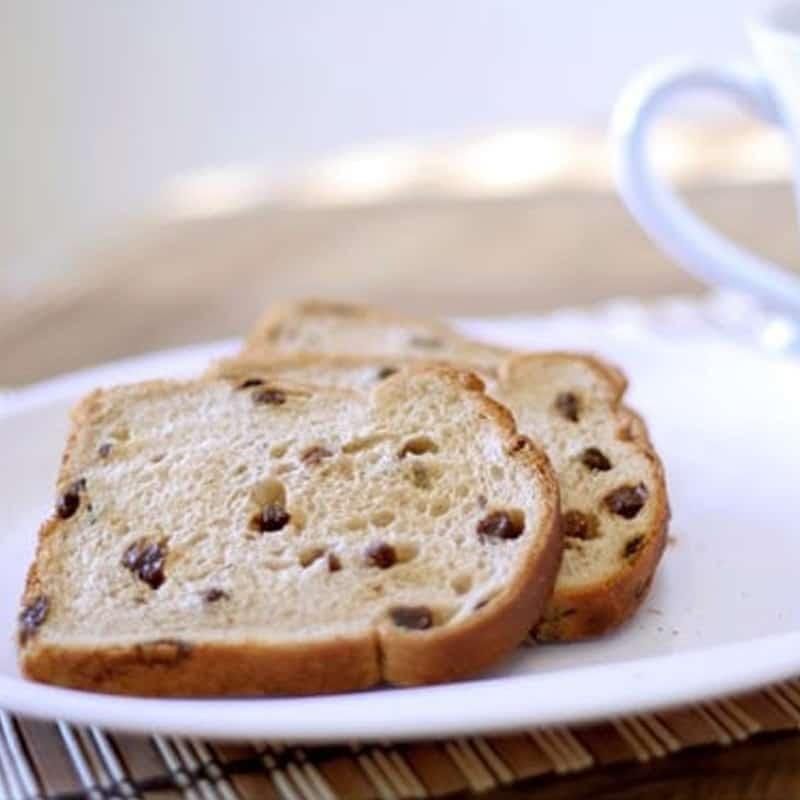 Raisin Bread (Bread Machine)