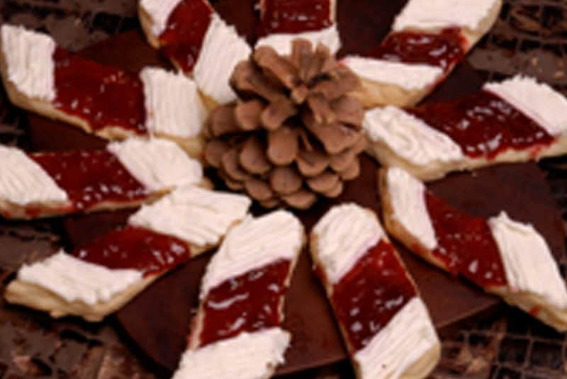 Raspberry Diagonals
