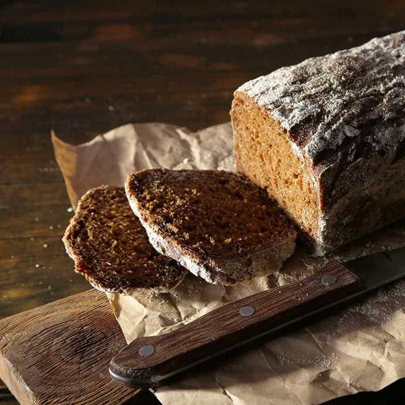 Rye Bread (Bread Machine)