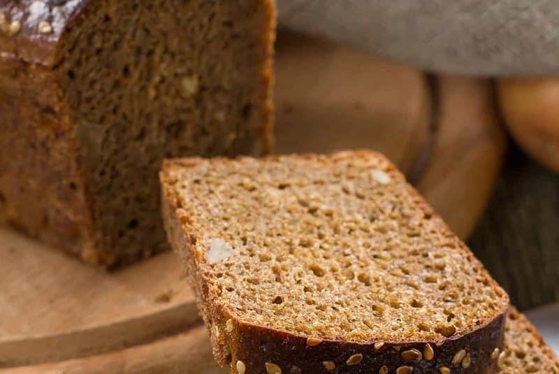 Sour Rye Bread (Bread Machine)