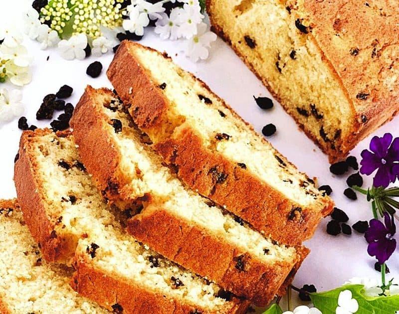 Keks Sweet Bread